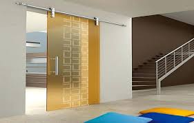 sliding door designs for kitchen designer doors modern design glass collection