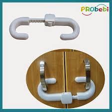 Double Door Safety Lock   Door Handles And Double Door