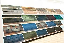Shingle Color Comparison Chart 18 Types Of Roof Shingles Shingled Roofs 2020 Guide