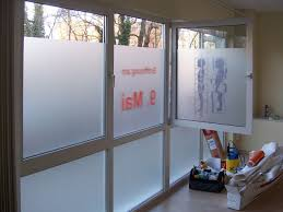 Sichtschutzfolien Für Fenster Türen Montage Wegaswerbung