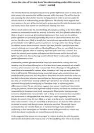 chivalry thesis essay marks crime and deviance aqa  page 1