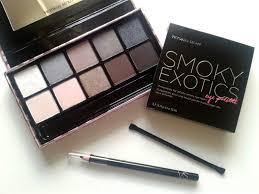 victoria s secret smoky exotics eye palette beauty review the london perfume pany
