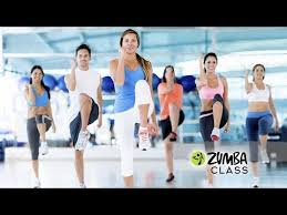 zumba aerobic dance workout for beginners step by step l aerobic dance workout for weight loss