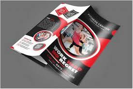 27 Best Fitness Brochure Templates Designs 2018 Templatefor