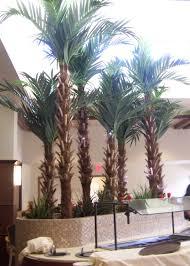 large artificial trees life like specimen make be leaves palm atria senior desert trees full size