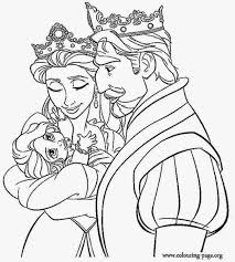 Small Picture tangled baby rapunzel coloring pages images about tangled on