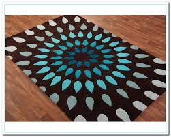 extremely brown and teal rugs unusual ideas exquisite design similiar blue