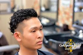ツーブロック パーマ メンズの髪の悩みを解決 瑞穂町の Barbershop