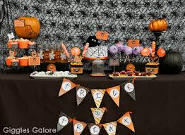 Spooktacular <b>Halloween Spider Party</b> - Giggles Galore