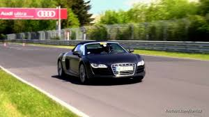 audi r8 spyder matte black. matte black audi r8 spyder w capristo exhaust loud accelerations 1080p hd youtube l