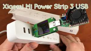 <b>Удлинитель Xiaomi Mi Power</b> Strip 3 USB White - YouTube