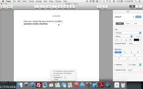 how to check word count in pages mac tutorial how to check word count in pages mac tutorial