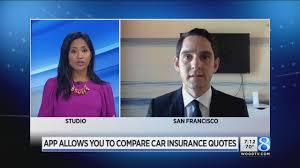 App allows you to compare car insurance quotes - YouTube