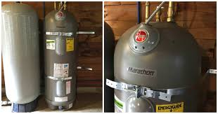 rheem 29 gallon gas water heater. aside from being an amazing performer, the marathon is also quite attractive for a water heater with its sleek lines and rounded top (just sayin\u0027). rheem 29 gallon gas
