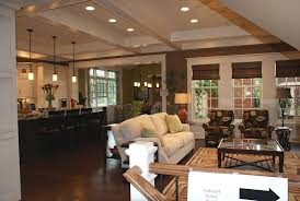 Paint For Open Living Room And Kitchen Kitchen Living Room Dining Room Open Floor Plan The Best Living