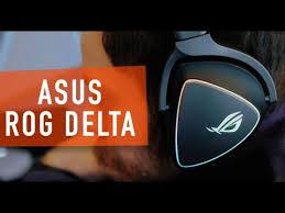 ROG Delta – топовая <b>игровая гарнитура</b> от <b>ASUS</b>! - YouTube