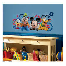 zoom mickey mouse clubhouse capers giant wall decal
