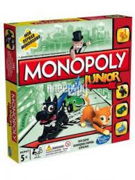 <b>Игрушка Hasbro Монополия Джуниор</b> A6984RA0, код ...