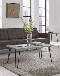 amazoncom altra owen retro coffee table sonoma oakgunmetal gray amazoncom altra furniture ryder apothecary