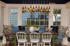 unusual lighting fixtures. Eclectic Dining Room By Portland Photographers Whitney Lyons. Swing-Arm Lamps Unusual Lighting Fixtures T