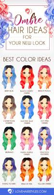 56 Trendy Ombre Hair Color Ideas