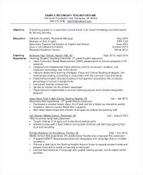 objective for teaching resume objectives for teaching resume teacher resume objective statement