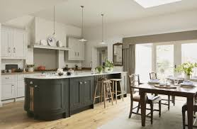 Kitchen island ideas for stunning spaces: Bespoke Traditional Kitchens John Lewis Of Hungerford