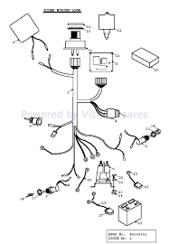 Countax rider 1995 1996 1995 1996 parts diagram electrical parts list countax rider 1995 1996