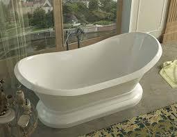 amazing 60 inch freestanding soaking tub slipper bath tubs for bathtubsplus bathtubs plus