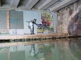 Banksy v Robbo | Shoreditch Street Art Tours London Street Art Tours