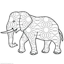 elephant and piggie coloring pages elephant and coloring pages coloring pages elephant elephant coloring pages 2