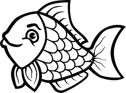 fish clip art black and white.  Fish 28 Collection Of Fish Clipart Black And White Free  High Quality  With Clip Art H