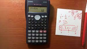 Bilimsel Hesap Makinesi Kullanımı 2 - Temel Hesaplamalar (Calculator  Tutorial 2) - YouTube