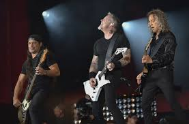 Metallica Tops Billboard Music Chart Entertainment The