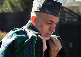 كابول - كرزاي يتهم عبد الغني بالخيانة بعد القصف الامريكي لأفغانستان