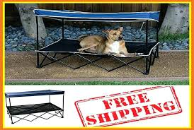 Pet Shade Canopy Dog Canopy Bed Canopy Pet Beds Dog Bed Canopy Dog ...