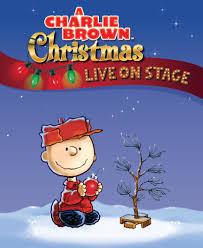 A Charlie Brown Christmas Live On Stage Arttix Events Salt Lake County Arts Culture