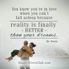 You Know You Re In Love When Quotes Enchanting You Know You're In Love When You Can't Fall Asleep Because Reality
