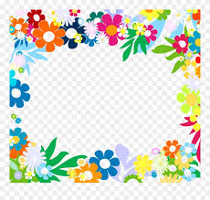 How To Decorate A Chart Paper Border Decorate A Boarder Of Chart Paper Clipart Picture Frames