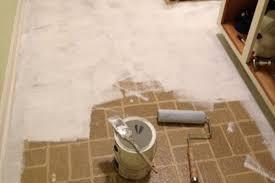 cabinet painting vinyl kitchen floors toilet makeover part