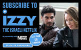 Subscribe to Izzy  the Israeli Netflix  for less than 5 a month!