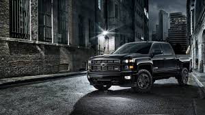 chevrolet trucks 2015 black. Delighful Black 2015 Chevy Silverado Midnight Edition Review Notes Always Bet On Black   Autoweek Throughout Chevrolet Trucks Black L