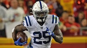 Indianapolis Colts Running Back Depth Chart Marlon Mack Injury Update Boosts Jonathan Williams Nyheim