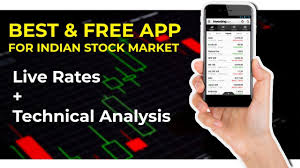 Best Stock Chart Analysis App Best Mobile App For Indian Stock Market Live Rates Technical Analysis Charts Hindi 2019