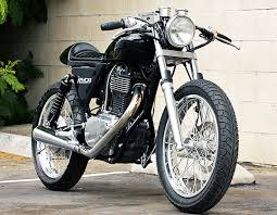 buit it yourself cafe racer 5000 at cyril huze post custom