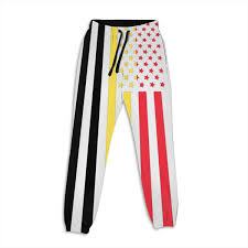 Women S Sweatpants Size Chart Amazon Com Ramn 4w Womens Sweatpants Belgium American Flag
