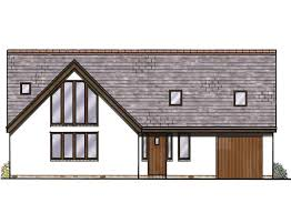 Small Picture A three bedroom bungalow with a large roofspace to accommodate a