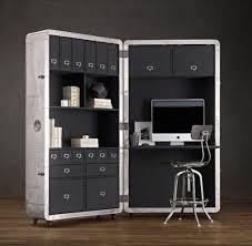 office space saving ideas. Space Saving Mobile Office Blackhawk Secretary Trunk Ideas E