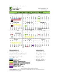 How To Make A School Calendar Calendars Rockdale County Public Schools