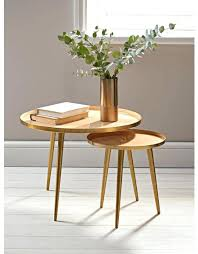 large round side table small round coffee tables nested side tables large round coffee table large